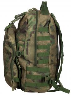 Удобный армейский рюкзак с нашивкой ДПС - купить доставкой