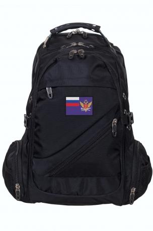 Удобный городской рюкзак с нашивкой ФСИН