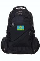 Удобный городской рюкзак с нашивкой ВДВ Никто, кроме нас!