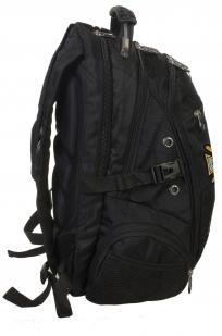 Заказать удобный городской рюкзак с шевроном Генерала Бакланова