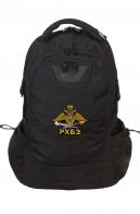 Удобный городской рюкзак с шевроном РХБЗ