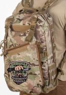 Удобный мужской рюкзак с нашивкой Охотничий Спецназ