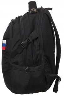 Удобный надежный рюкзак с нашивкой ОМОН - заказать оптом