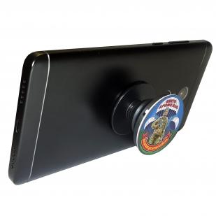 Купить удобный попсокет для смартфона с девизом ВДВ