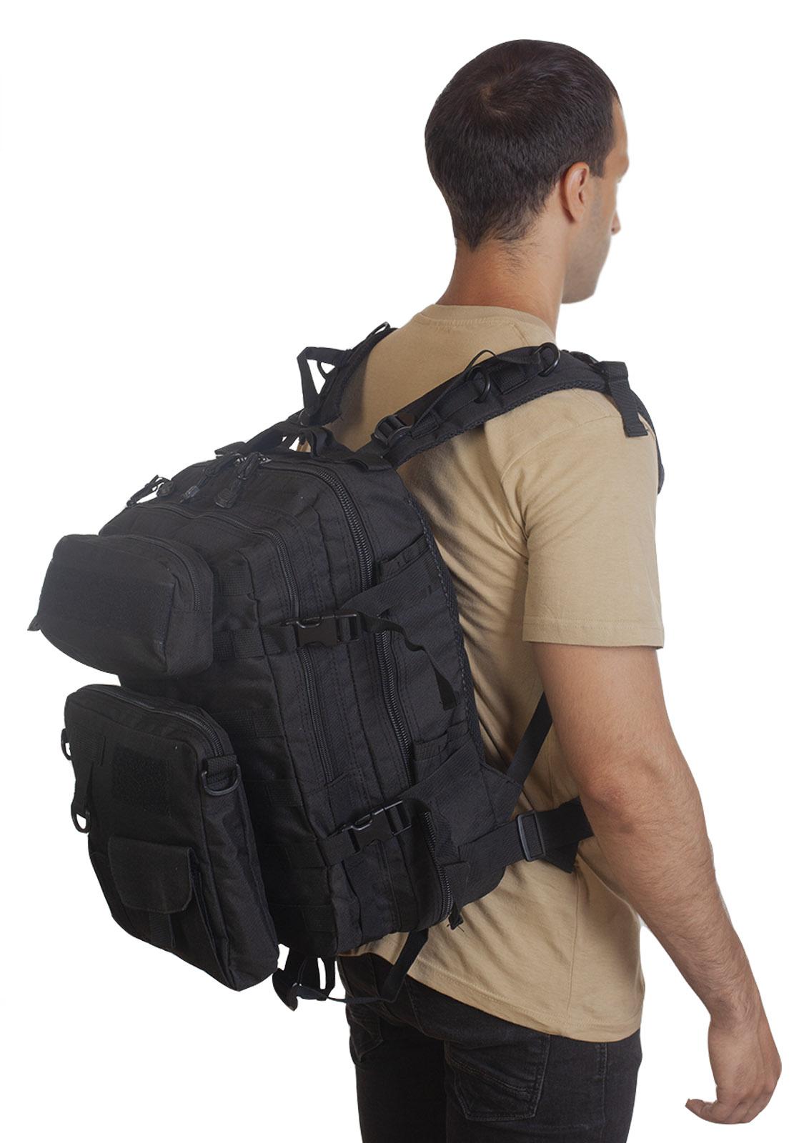 Удобный тактический рюкзак - недорого в Военпро