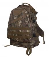 Удобный рюкзак для путешествий (камуфляж Multicam)