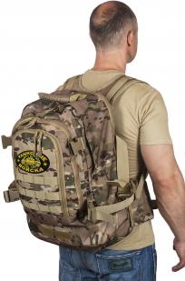 Удобный тактический рюкзак с нашивкой Танковые Войска - купить онлайн