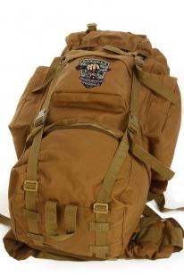 Удобный внушительный рюкзак с нашивкой Охотничий Спецназ - купить по низкой цене