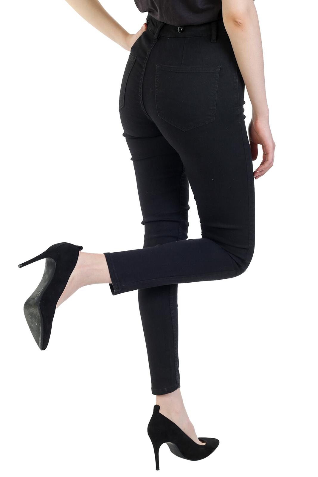 Укороченные женские брюки