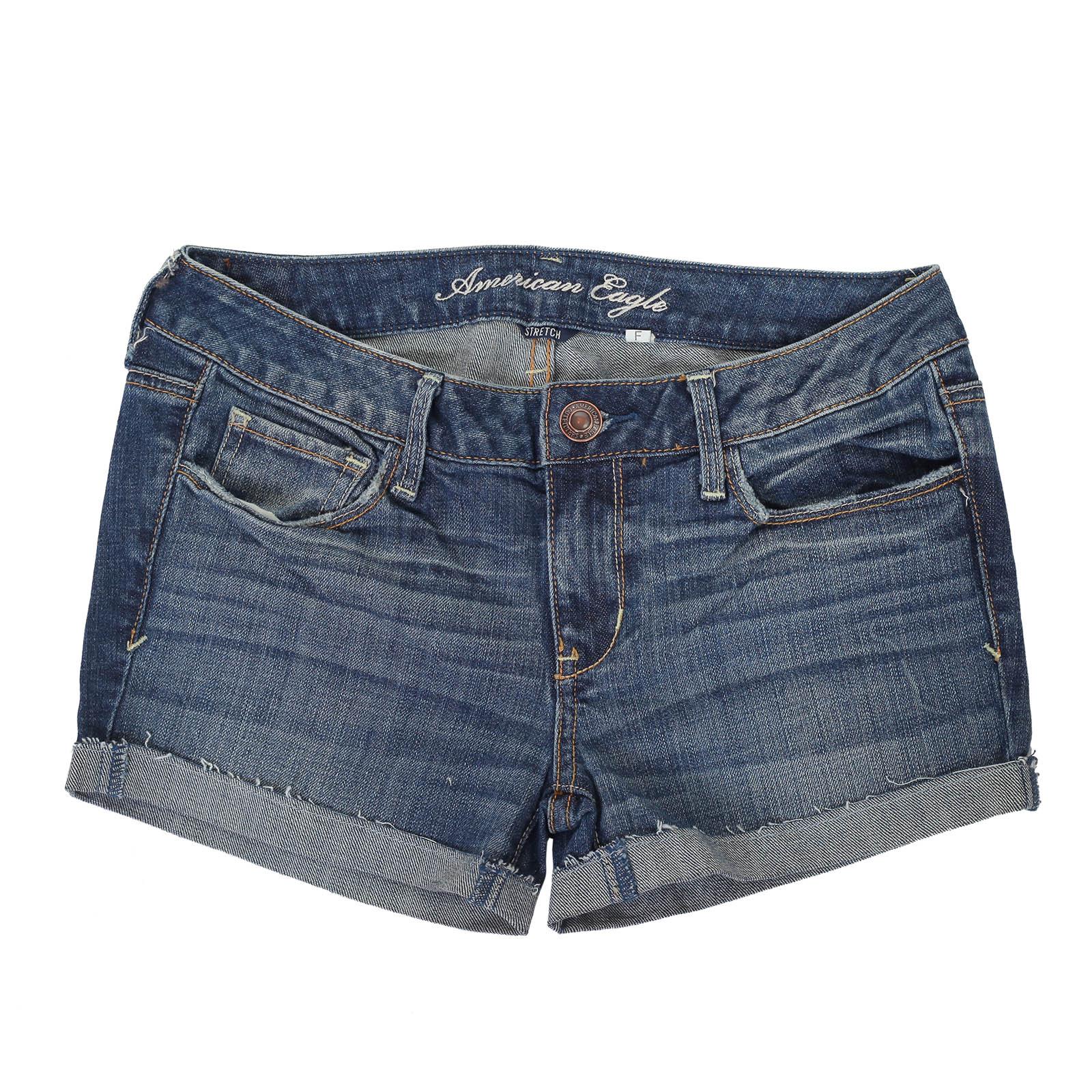 Купить укороченные шорты-бойфренды