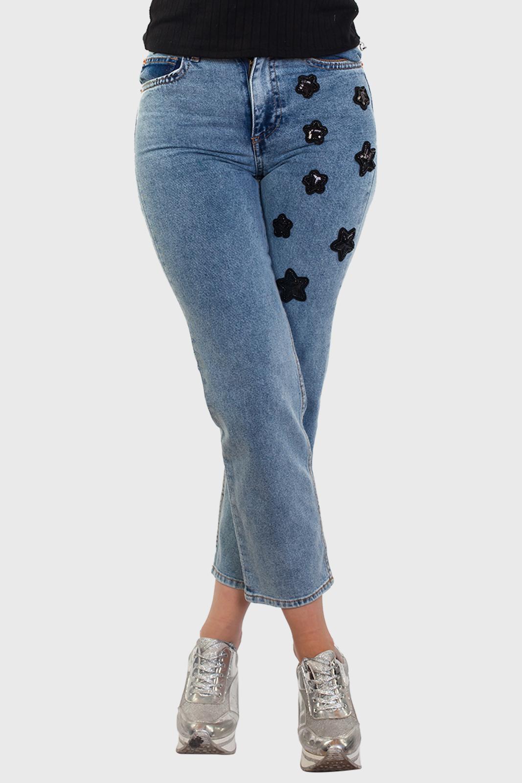 Заказать укороченные женские джинсы