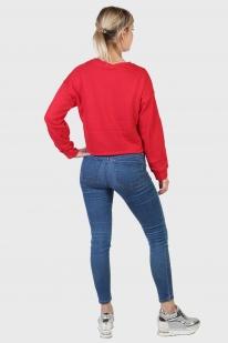 Укороченный женский свитер Fashion Nova