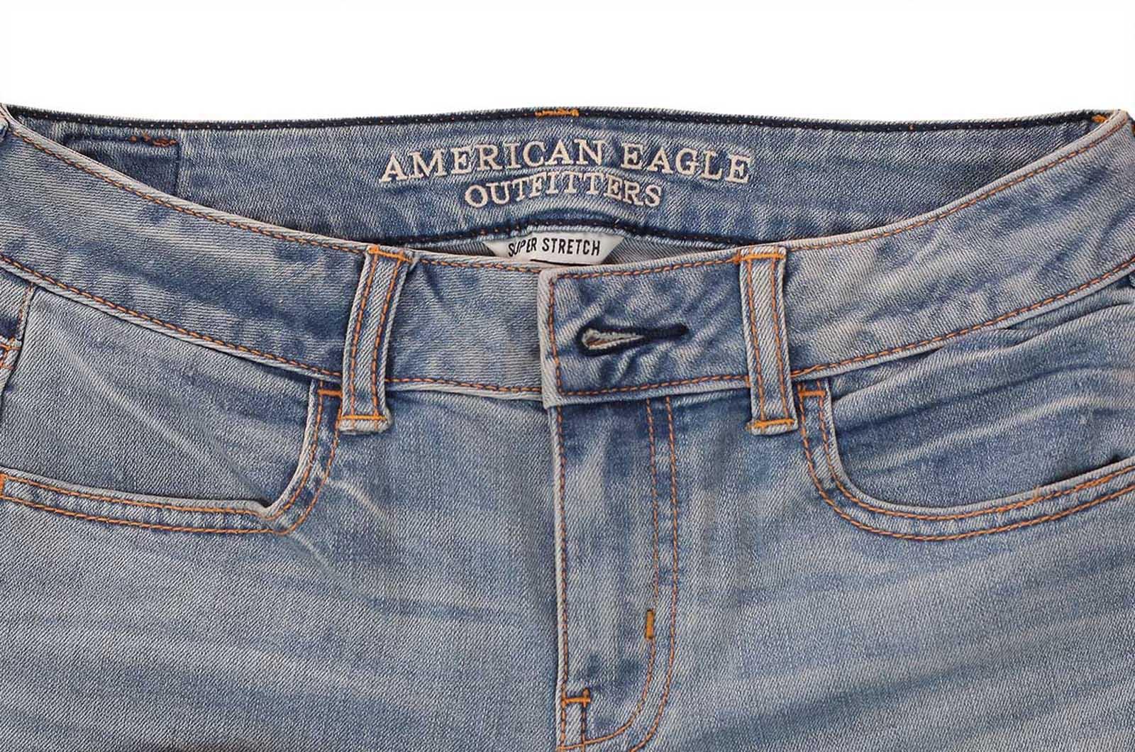 Ультра-секси джинсовые шортики от American Eagle® - Ты одела и Ким Кардашьян отдыхает