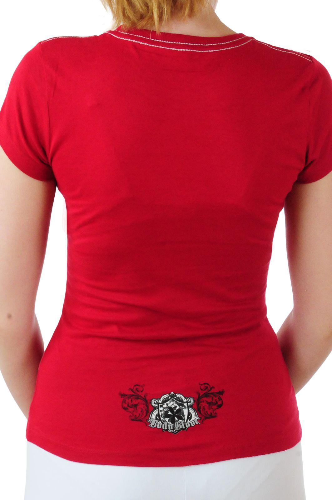 Ультрамодная женская футболка Body Glove® (США) - вид сзади
