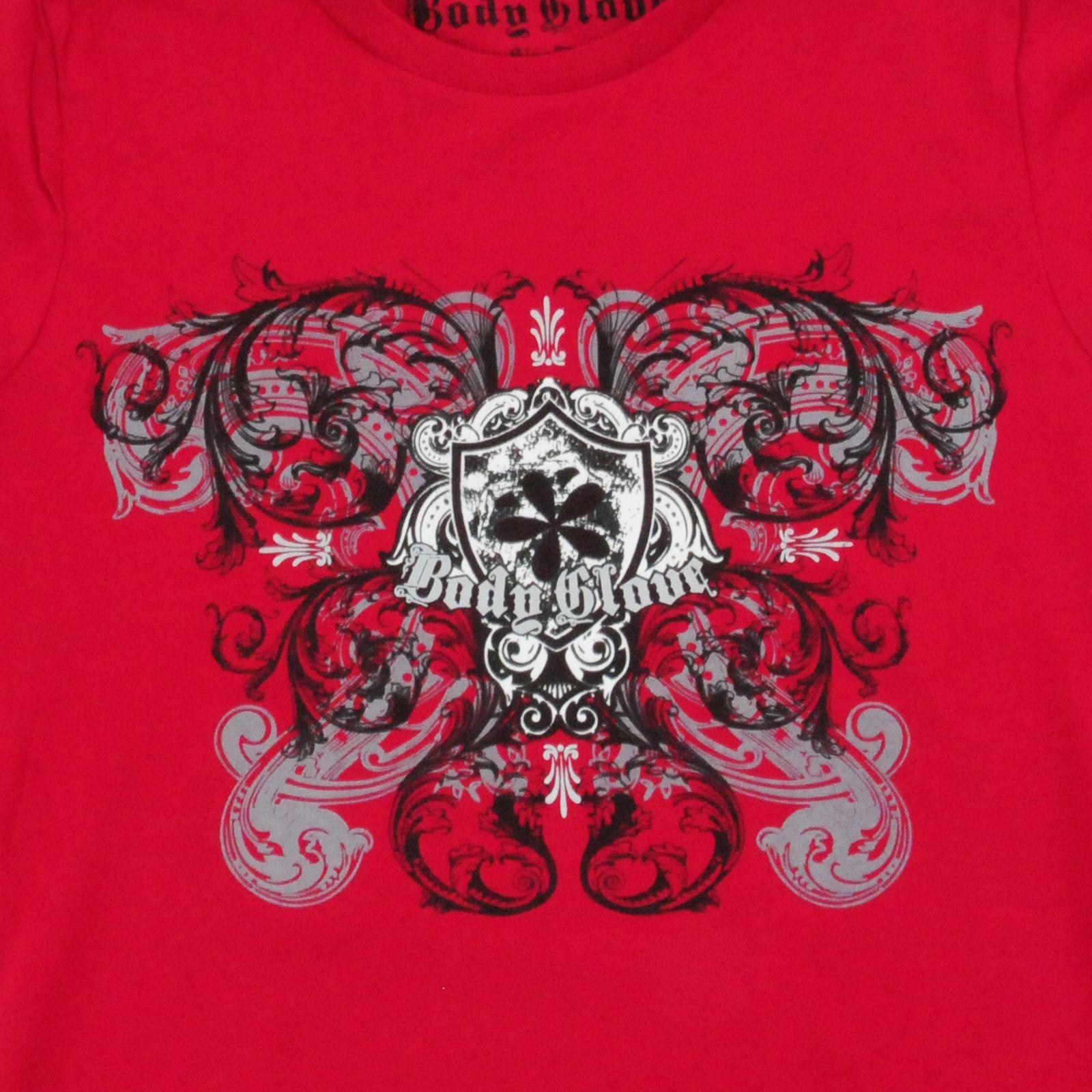 Ультрамодная женская футболка Body Glove® (США) - принт