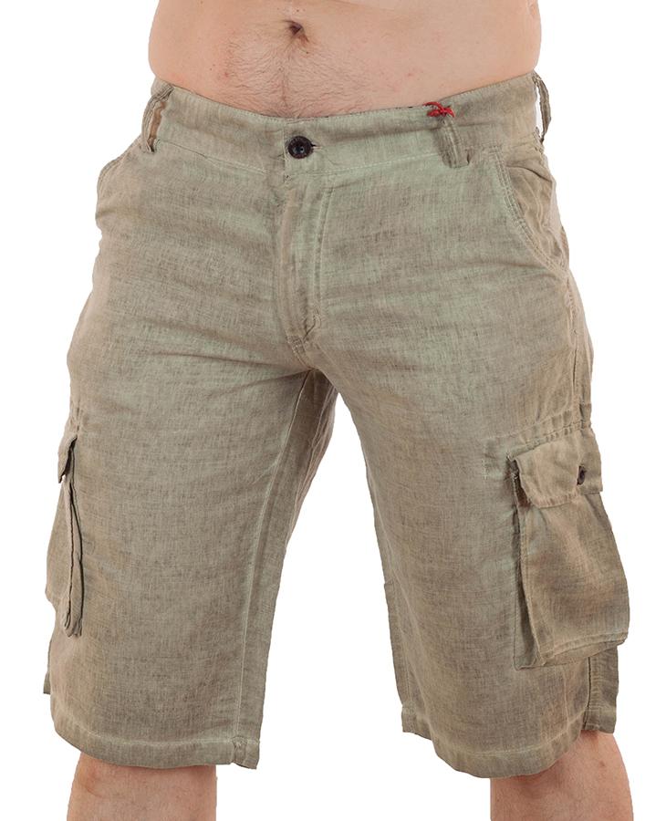 Купить ультрамодные льняные шорты Enos из Германии