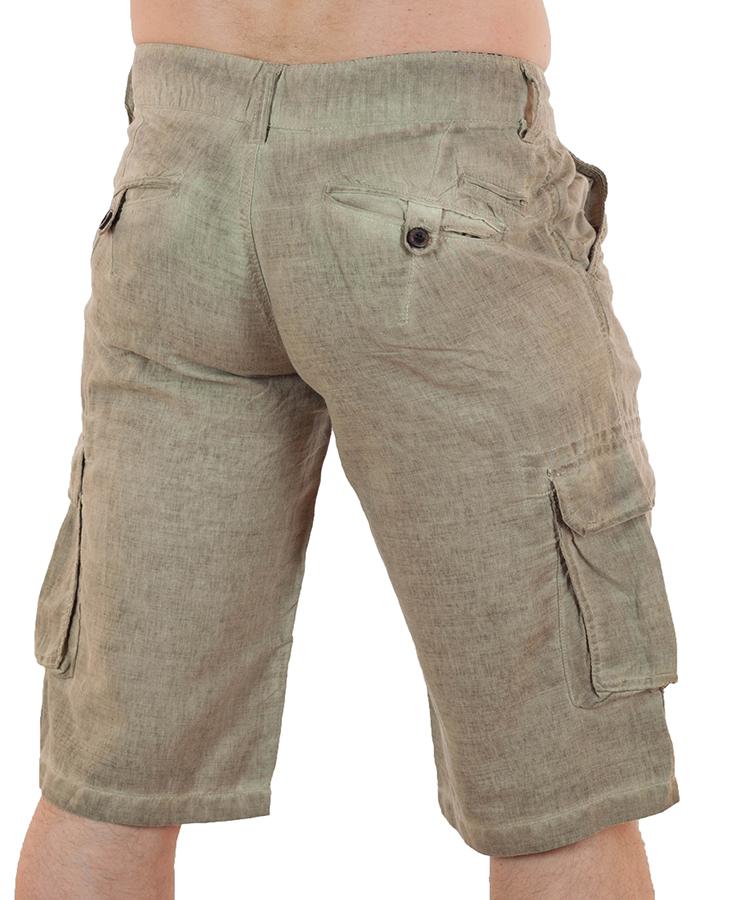 Заказать ультрамодные льняные шорты Enos из Германии