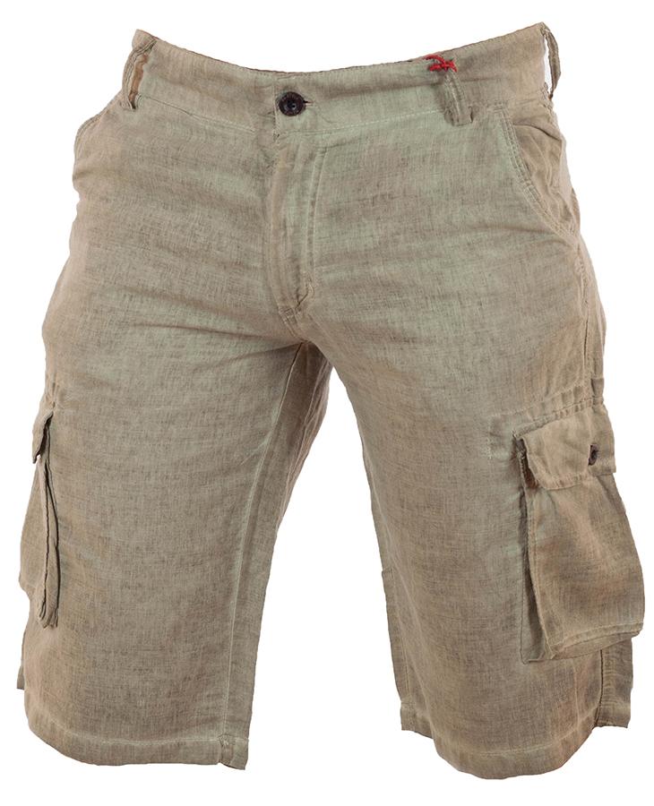 Купить ультрамодные льняные шорты Enos из Германии по низкой цене