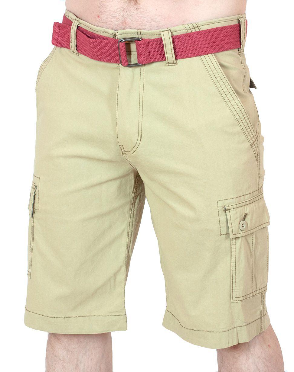 Ультрамодные шорты карго Wear First - вид спереди