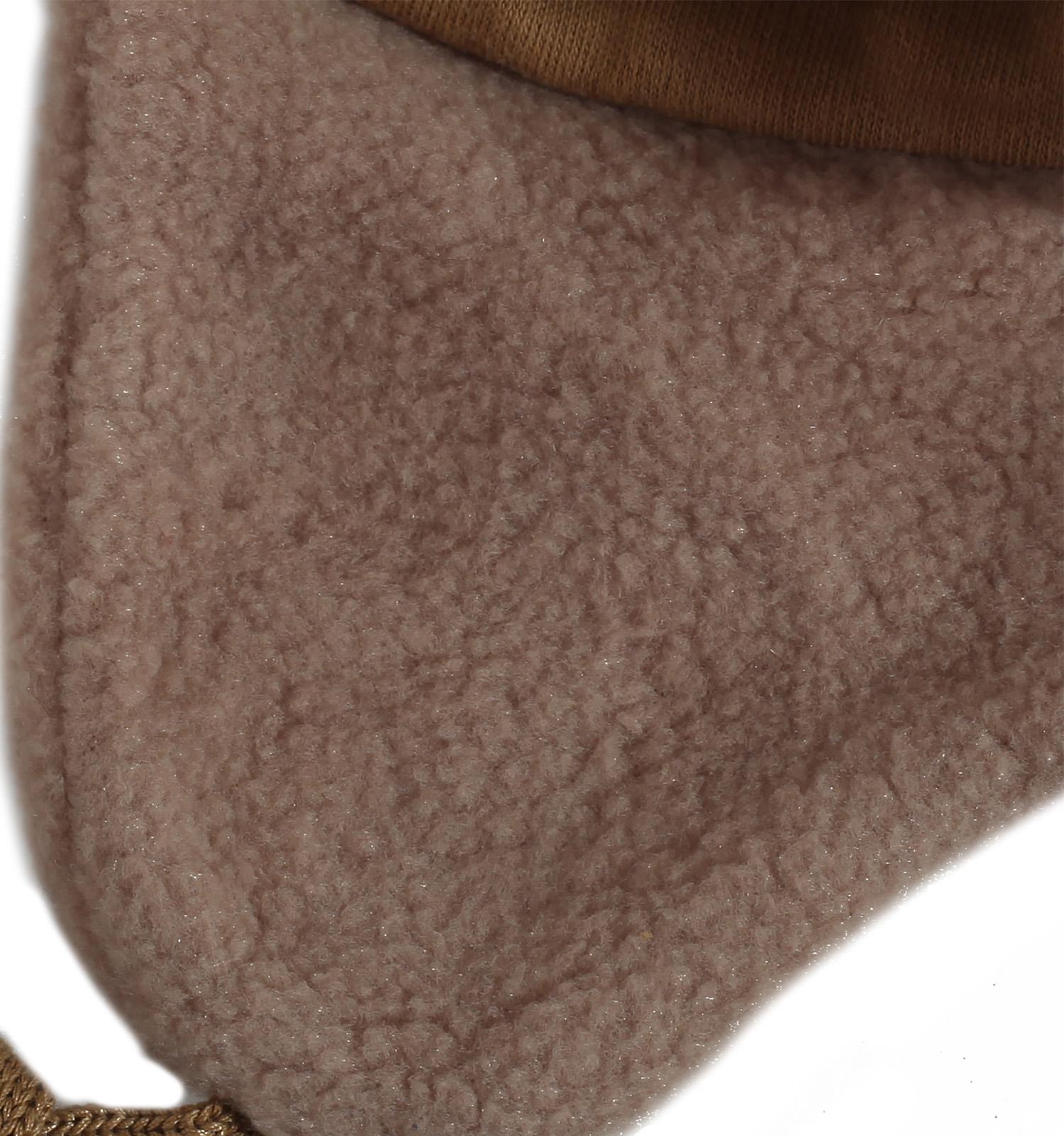 Заказать уникальную глубокую мужскую флисовую шапку с ушками по оптимальной цене