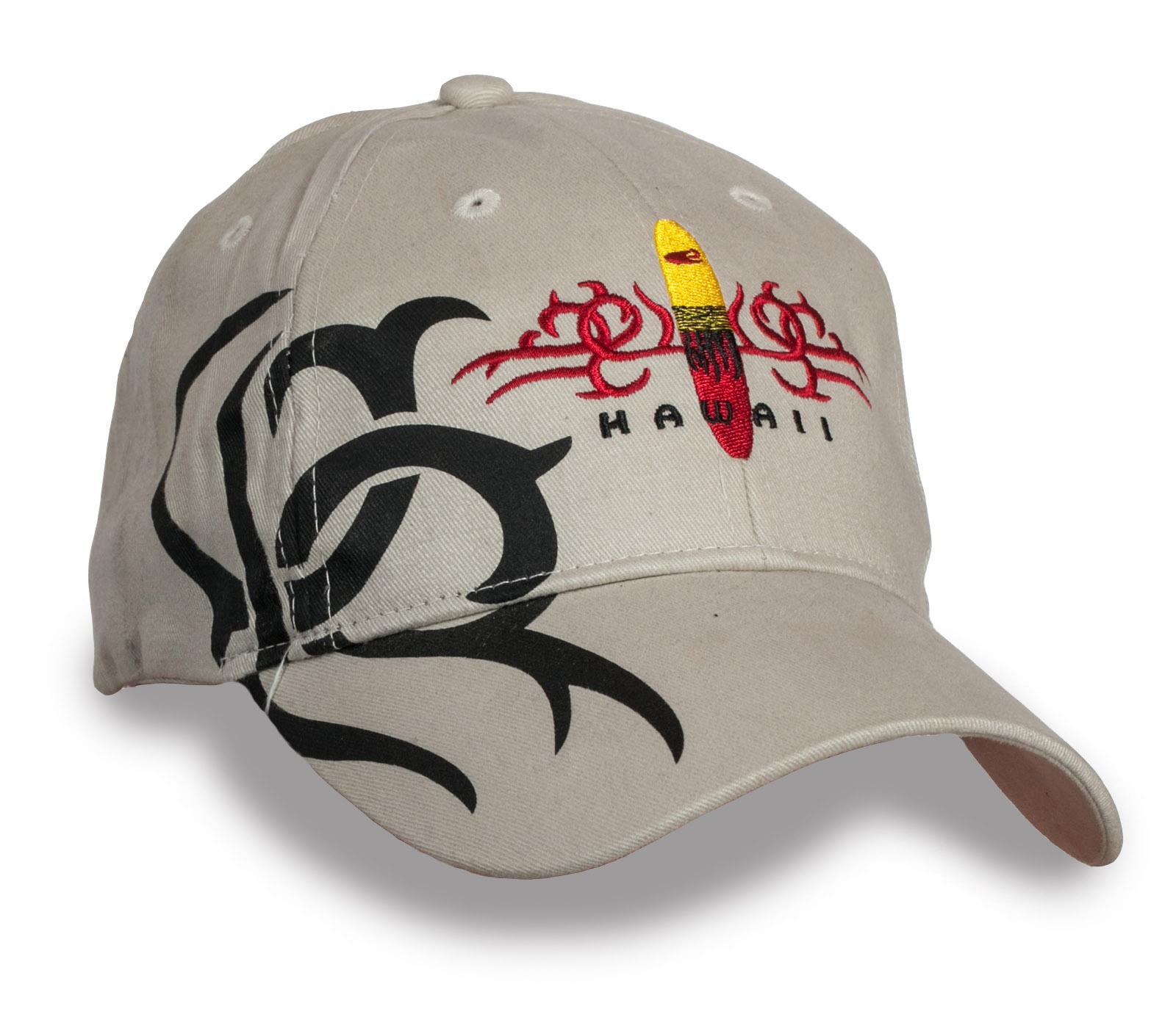Уникальная кепка HAWAII