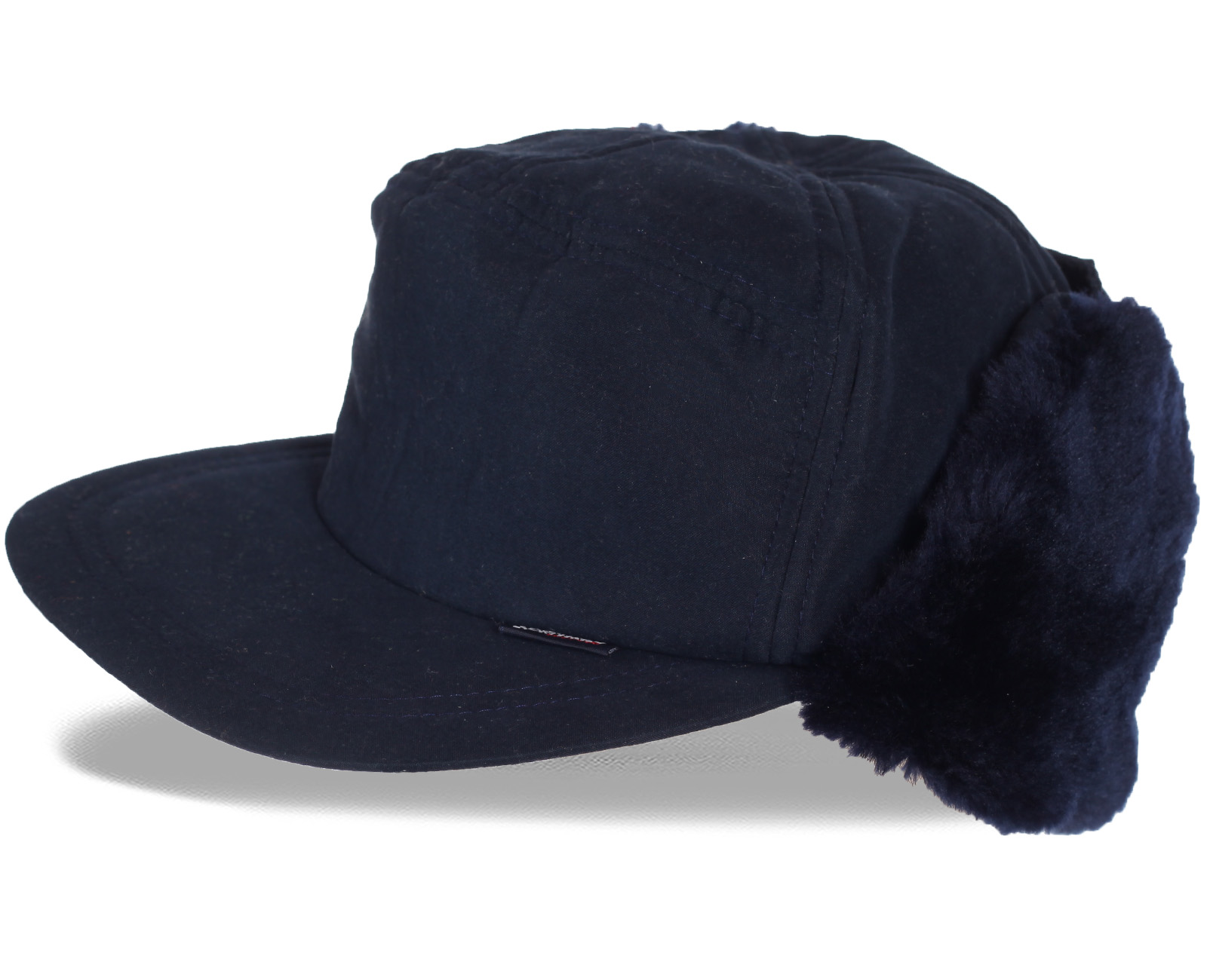 Уникальная мужская шапка с козырьком и меховыми ушами. Приобретите по супер низкой цене и создай свой незабываемый образ