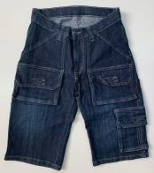 Уникальные джинсовые шорты на мальчиков