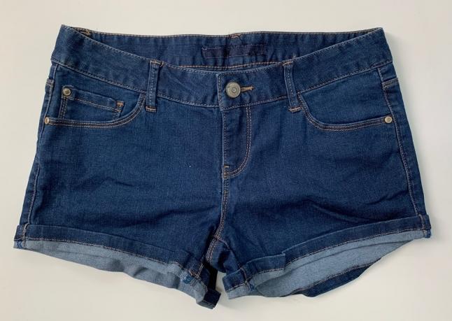 Уникальные джинсовые женские шорты