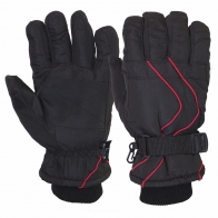 Зимние унисекс перчатки на флисе