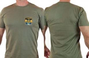Универсальная футболка Военному разведчику.