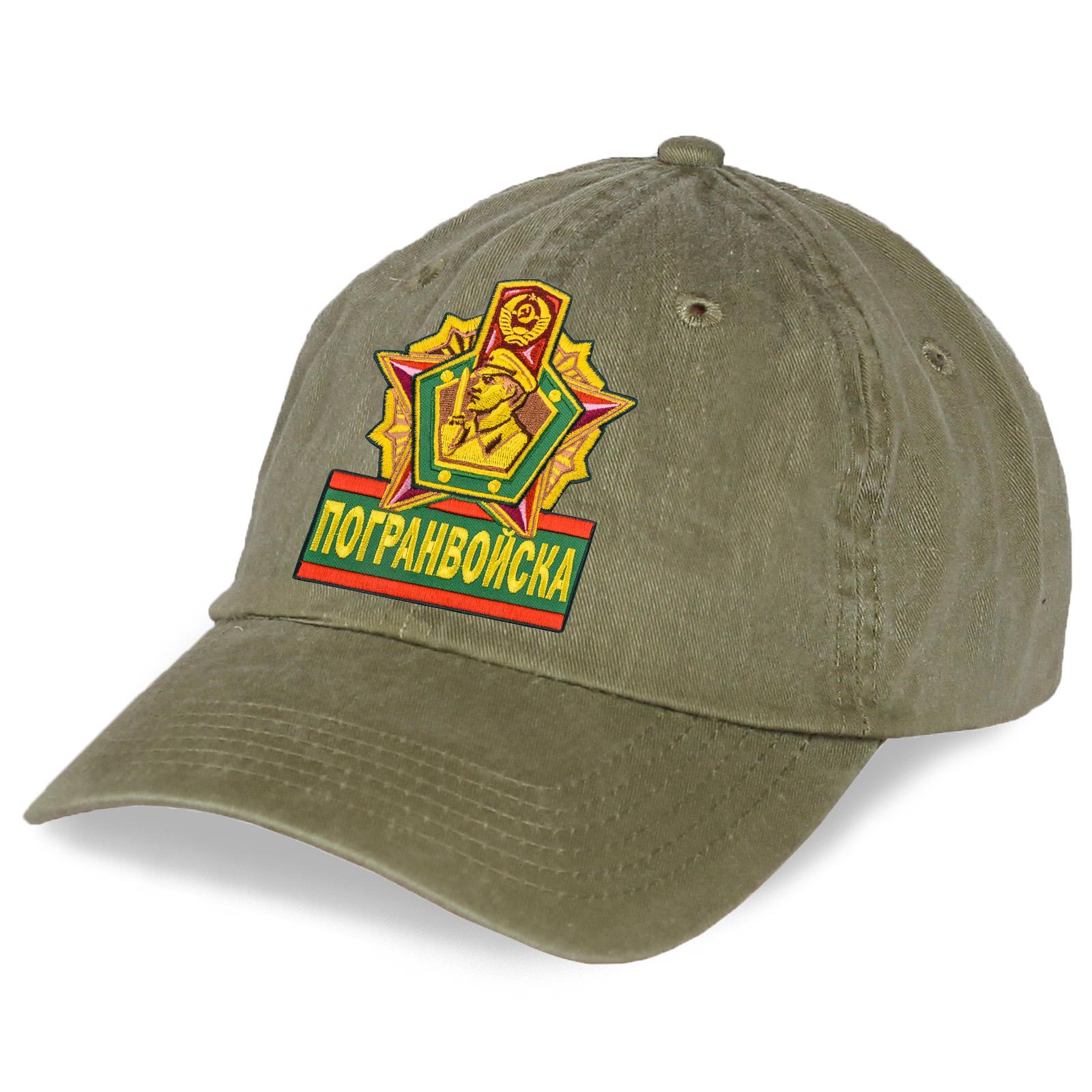 Универсальная кепка Погранвойска.