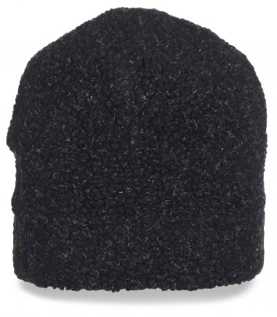 Универсальная мужская шапка удобной формы