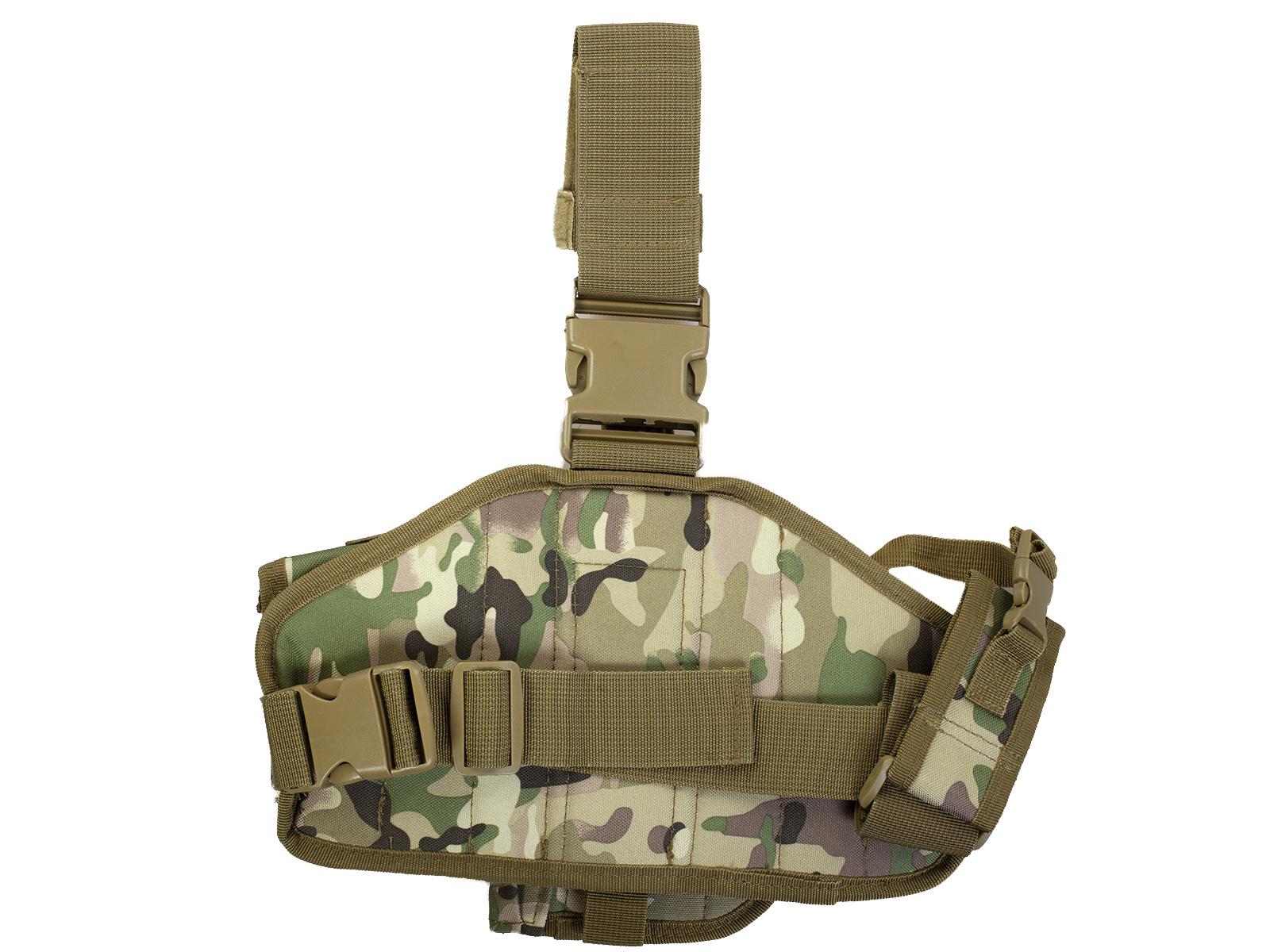Универсальная набедренная кобура (камуфляж Multicam)