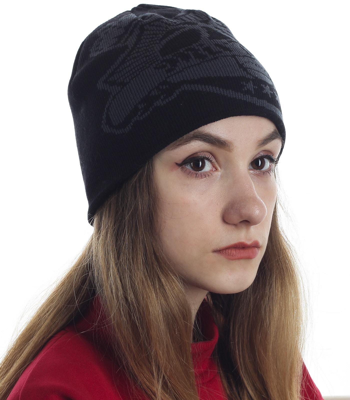Универсальная шапка для модных девушек 3359224aba356
