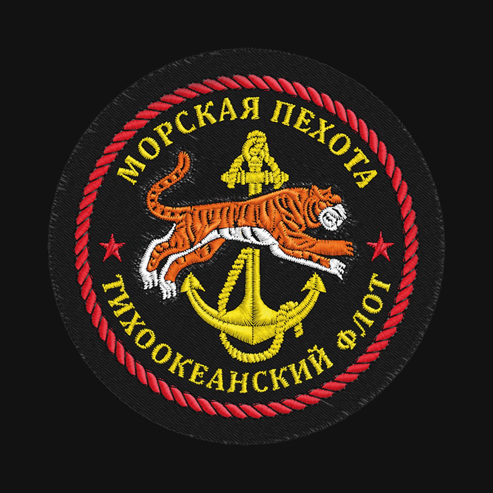 Универсальная толстовка с шевроном Морской пехоты купить в розницу