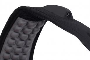 Универсальный черный рюкзак с военной нашивкой - купить по лучшей цене