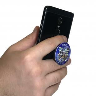"""Универсальный держатель """"ВКС"""" для мобильных устройств недорого"""