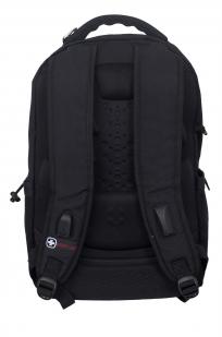 Универсальный городской рюкзак с нашивкой ДПС - заказать по низкой цене