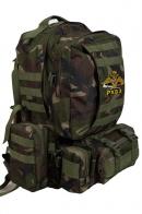 Купить универсальный камуфляжный рюкзак с эмблемой РХБЗ