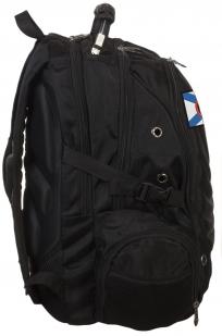 Универсальный крутой рюкзак с нашивкой Морпех - купить оптом