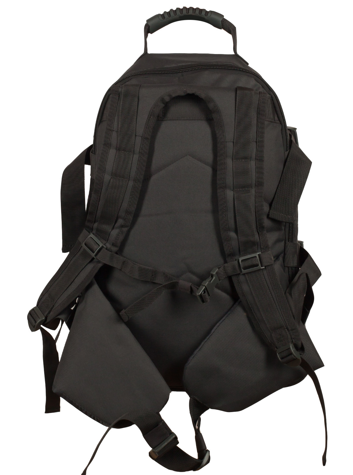 Универсальный крутой рюкзак с нашивкой Русская Охота - заказать в Военпро