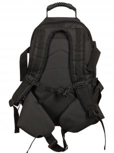 Универсальный мужской рюкзак с нашивкой Ни Пуха ни Пера - купить в подарок