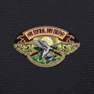 Универсальный мужской рюкзак с охотничьей фразой купить выгодно