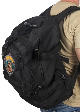 Универсальный надежный рюкзак с нашивкой Лучший Охотник