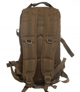 Универсальный полевой рюкзак (30 литров, койот)