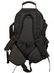 Универсальный практичный рюкзак с нашивкой Лучший Охотник- заказать с доставкой