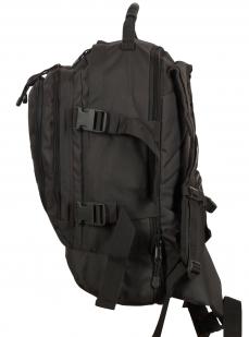 Универсальный рюкзак для города и полевых выходов 3-Day Expandable Backpack 08002A Dark Grey с эмблемой СССР заказать в Военпро