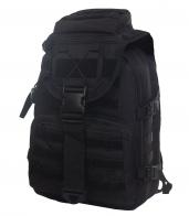 Универсальный тактический рюкзак (35 литров, черный)