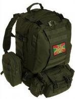 Универсальный тактический рюкзак с эмблемой Погранвойск