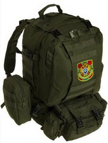 Универсальный тактический рюкзак с нашивкой Пограничная служба - купить с доставкой